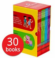 Read it Yourself With Ladybird 30 Books Collection Levels 1 to 4 Boxset Gift Set