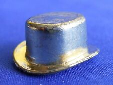 Monopoly Top Hat Gold Replacement Game Token Piece Part Mover