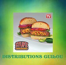 Stufz(TM) Burger Maker....69564