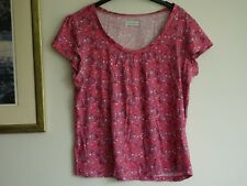 Pretty PACHAMAMA  Cap Sleeve Cotton Top Size 3 14
