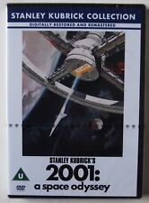 2001 A SPACE ODYSSEY / STANLEY KUBRICK / REMASTERED / NEW & SEALED / R2 PAL