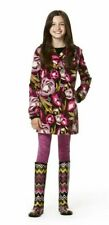 Missoni for Target Trench Coat Dress Jacket - Purple Floral - Girls M/Womens XS