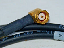 SMA Semi Rigid Coax HQ Flexiform 402 NM SMA 90deg. Gold 70cm