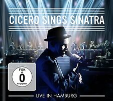 Roger Cicero Sings Sinatra ltd. CD + DVD-Edition neu noch eingeschweißt rar