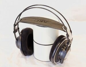 AKG K702 Open-Back Studio Reference Headphones. Perfect Condition