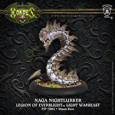 Warmachine hordas BNIB-Legión De everblight Naga nightlurker