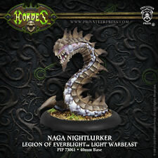 Warmachine Hordes BNIB - Legion of Everblight Naga Nightlurker