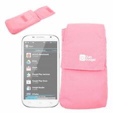 "Stylish Pink Protective Phone Sleeve Case for SWEES 5.0"" Dual Core Android"