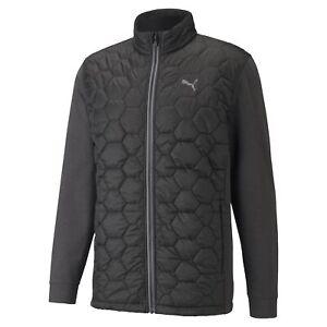 Puma Mens Cloudspun WRMLBL Full Zip Jacket 531099 - New 2021