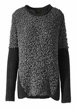 M Damen-Pullover & -Strickware mit Rundhals-Ausschnitt aus Acryl-Mischung