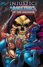 Injustice vs. Masters of the Universe, Tim Seeley, Excellent Book