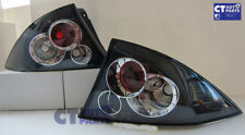 Ford Falcon AU 1998-2002 XR6 XR8 Black Altezza Tail lights - 4 Door SEDAN