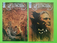 Wellington #1 First Print or 1:10 Variant IDW Comics 2019