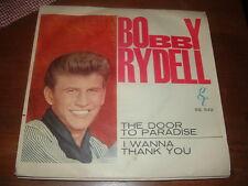 """BOBBY RYDELL"""" THE DOOR TO PARADISE  """"ITALY'62"""