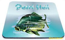 Mauspad  für Angler Computer Laptop Notbook Fisch Karpfen - die Geschenkidee