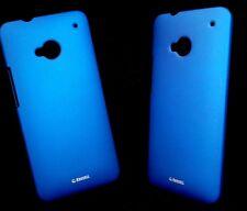 HTC ONE (M7) Krusell Hardcase Backcover ColorCover Blau Schutzhülle Schutzabdeck