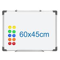 Whiteboard Magnettafel Wandtafel 60x45cm magnetwand+12 Magnet Präsentationstafel