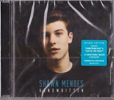 Shawn Mendes - Handwritten CD DELUXE (nuovo album/disco sigillato)