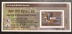 TDStamps: US Federal Duck Stamps Scott#RW74A $15 Mint NH OG