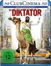 DER DIKTATOR SINGLE (SACHA BARON COHEN, MEGAN FOX,...)   BLU-RAY NEU