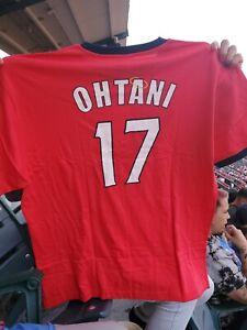 Shohei Ohtani Vintage Jersey/T-shirt