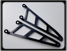Exhaust Hanger Set for HONDA FIRESTORM - All Years - Black - VTR 1000