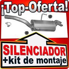 Silenciador Trasero CITROEN EVASION JUMPY FIAT SCUDO PEUGEOT EXPERT 806 2.0 DDU
