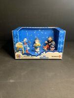 The Smurfs Official  Movie Set Of 6 Figures Boxed Set  Figures Schleich 2013
