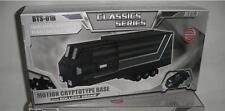 New Transformers BTS-01B Classics Prime Trailer Black and Silver In Stock