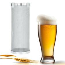 Edelstahl Bierfilter Hopfenfilter Durchlass Bier Wein Filter Selbst Brauen 10cm