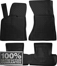 Rubber Carmats for Audi Q5 2009-2012 All Weather Floor Tailored Mats