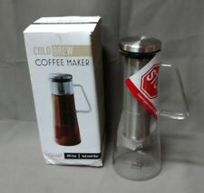 Airtight Cold Brew Coffee Maker 1 Qt Sealing Brewed Iced Coffee Maker (D844)