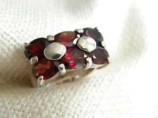 Garnet Vintage Fine Rings (Unknown Period)