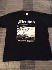 DRUDKH Forgotten Legends Shirt XL,Falkenbach, Moonsorrow, Ensiferum, The Chasm