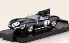 Jaguar D Type Le Mans 1957 #3 1:43 Brumm Modellauto R149B