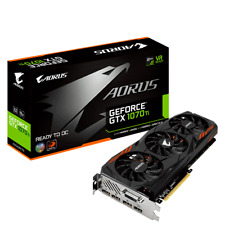 GIGABYTE GeForce GTX 1070 Ti AORUS GV-N107TAORUS-8GD Graphics Card
