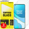 3X For OnePlus Nord N10 5G N100 HD-Clear Tempered Glass Screen Protector