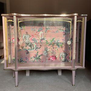 vintage retro cocktail cabinet