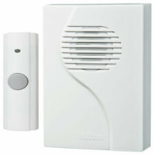 NuTone Wireless Chime Kit (LA223WH) New & Updated