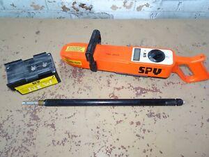 SPY Model 780 Portable Holiday Detector Voltage Detector Pipeline Inspection