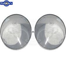 70 RoadRunner Front Bumper Parking Marker Turn Light Lamp Lens CLEAR - Pr. Repro