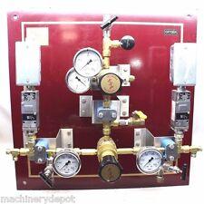ESP Regulator system w/ ITT Industries 122P85C6990 elec pressure valves