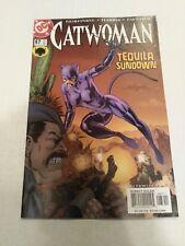 Catwoman #87 December 2000 DC Gorfinkel Harris Faucher