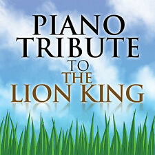 The Piano Tribute Pl - Piano Tribute to The Lion King [New CD] Manufactured