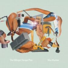 Miss Machine (Colour Vinyl+MP3) von The Dillinger Escape Plan (2015)