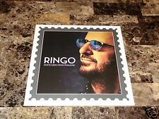 Ringo Starr Sealed Postcards From Paradise Vinyl LP Record Beatles Free Shipping