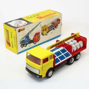 Guisval 452 - Mercedes Drinks Truck - Dinky 917 Copy Die Cast Spain Boxed 1:43