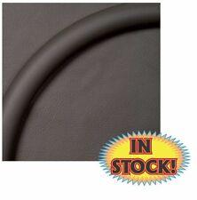 "Half-Wrap Steering Wheel Trim Ring – 14"" Dark Gray Leather - 29004"