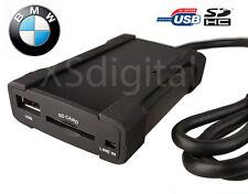 BMW Adaptador de interfaz USB/SD + AUX E46 E39 E38 ronda de la serie 3 de 5 7 Conexión