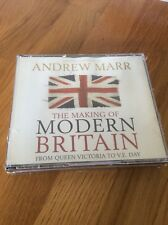 The Making of Modern Britain written & read by Andrew Marr (New & Sealed 6 Discs